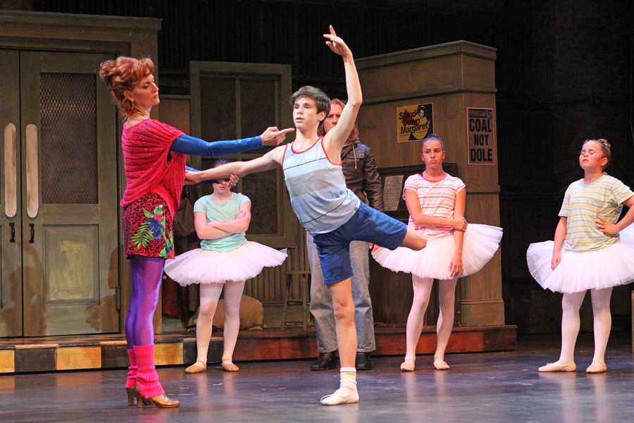Meet Billy Elliot: Patchogue Theatre (NY) - Page 3 of 3 - BETM