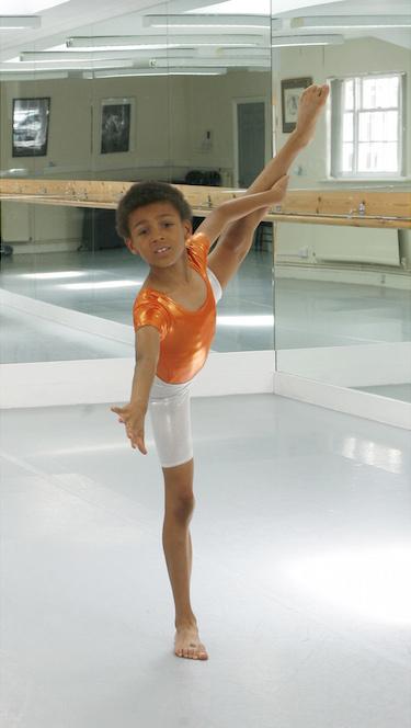 Emile dance