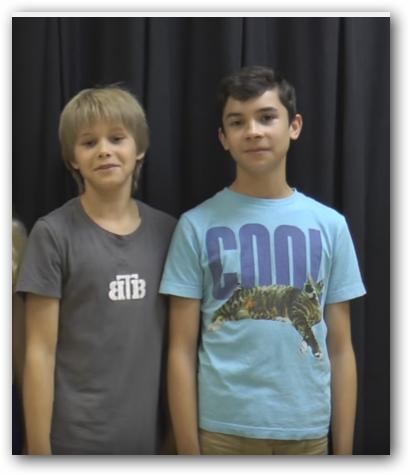 Maltz Jupiter Theatre (FL) Production (2015) The Billys: Jamie Mann (left) and Nicholas Dantes (right)