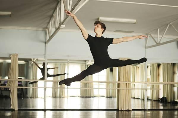 Rhys Houston Ballet