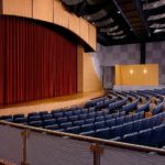Axelrod Performing Arts Center Interior