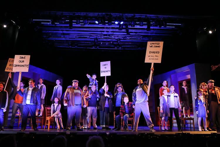 The Diamond Head Theatre Cast of BETM