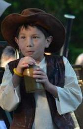 Asher in Annie Get your Gun