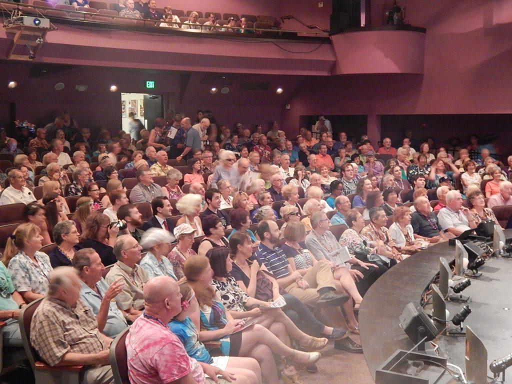 Thew 432 seat Venice Theatre