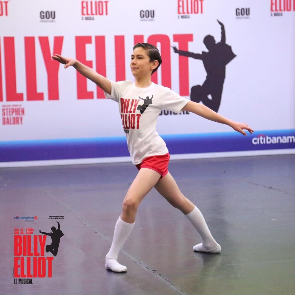 Meet Billy Elliot: Ian González - BETM