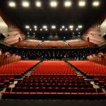 The Akasaka ACT Theater in Tokyo – Interior