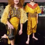Blaise Meanor as Young Simba