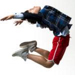 Charlie Garton leap