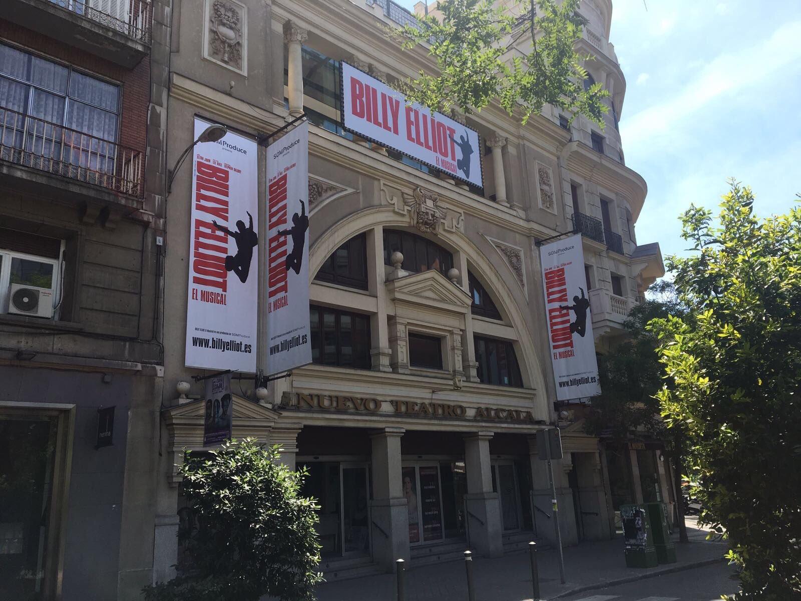 Meet Billy Elliot: Madrid, Spain - BETM