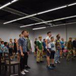 San Diego rehearsal