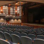Hofmann Theatre interior