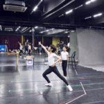 Hyun-jun rehearsal