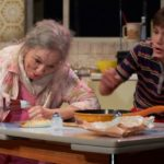 Sandnes Billy and Grandma