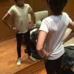 Ballet Togs Try-on