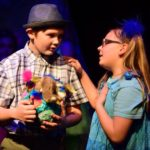Horton the Elephant in Seussical Jr