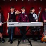Ryan Vanselow in School of Rock