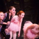 Mrs W and the Ballet Girls