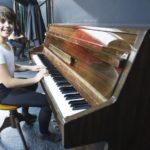 Millan de Benito piano