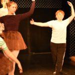 Ellis Stephens Ballet Pose